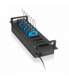 Sennheiser L1039-10 - Rack-mountable ten-bay charger