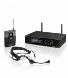 Sennheiser XSW2-ME3-B - Wireless 2 Headset Microphone System