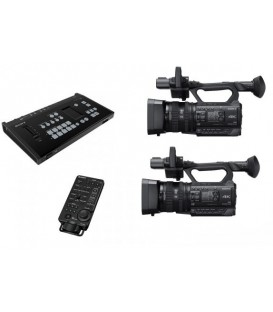 Sony MCX500Z150CAMKIT - MCX-500 Switcher with PXW-Z150//C Camcorders Kit