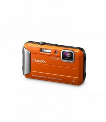 Panasonic DMC-FT30EG-D - Lumix compact camera, orange