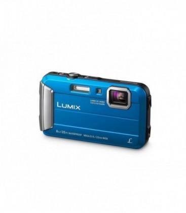 Panasonic DMC-FT30EG-A - Lumix compact camera, blue