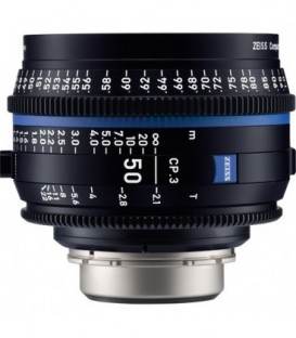 Zeiss 2177-316 - CP.3 - 2.1/50 - metric - E MOUNT