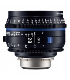 Zeiss 2193-343 - CP.3 - 2.1/28 - metric - E MOUNT