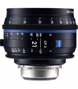 Zeiss 2183-063 - CP.3 - 2.9/21 - metric - MFT MOUNT