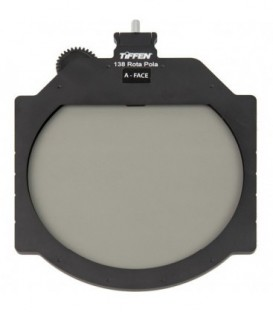 Tiffen 4565MULTROTTRAYCP - Matte Box Multi Rota Pol Tray With 138Mm CP Only