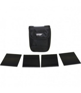Tiffen W4565PROKT - 4X5.650 W/W ND KIT INC 4X FILTERS ND 0.3 - 1.2