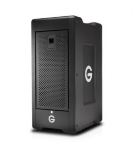 G-Technology 0G05855 - G-SPEED Shuttle XL Thunderbolt 3 48TB Black EMEA