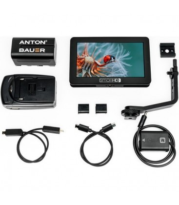 SmallHD SHD-MON-FOCUS-NPFW50KIT-IN - Focus Monitor Production Kit