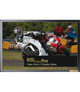 HD2line PDP 24W-C2 - 24 inches HD2line Pro LC Display