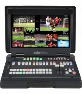 Datavideo 2200-2061 - HS-2850-8 - 12 input digital video switcher (HandCarry)