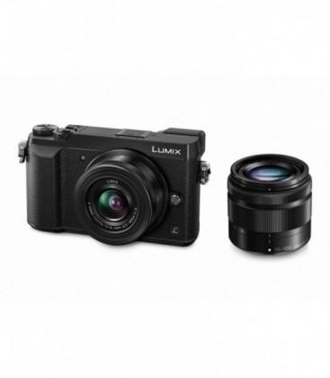 Panasonic DMC-GX80WEGK - DMC-GX80 black +12-32/35-100mm