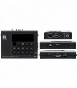 Kramer 860 - 4K60 4:4:4 HDCP 2.2 HDMI 2.0 18G Signal Generator & Analyzer