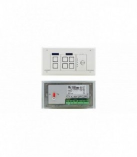 Kramer RC-63DLN(W) - 6-Button Room Controller - White