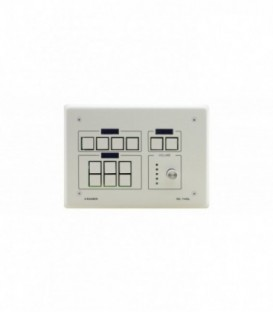 Kramer RC-74DL(W) - 12-Button Master Room Controller - White