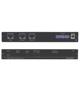 Kramer VM-2DT - 1:2 4K60 4:2:0 Long-Reach HDBaseT DA