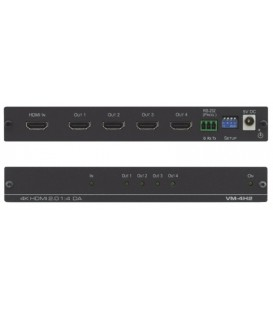 Kramer VM-4H2 - 1:4 4K60 4:4:4 HDCP 2.2 HDMI 2.0 DA