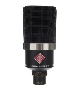 Neumann TLM 102 mt  Studio Set - Condenser Microphone Studio Set, Black