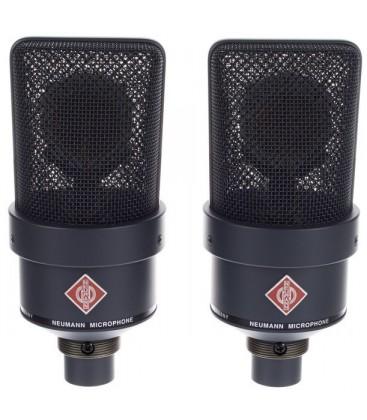Neumann TLM 103 mt stereo set - Condenser Microphone Stereo Set, Black
