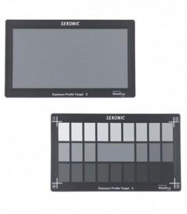Sekonic E100393 - Cine Exposure Profile Target II for L-758