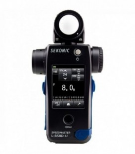 Sekonic E100384 - L-858D Cine Exposure Profile Target II for L-758