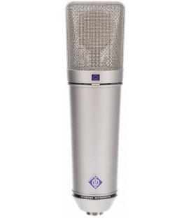 Neumann U 87 Ai - Multi-Pattern Condenser Microphone, Nickel