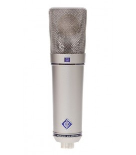 Neumann U 89 i - Large Diaphragm Condenser Microphone, Nickel