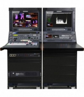 Datavideo 2200-2880 - OBV-2850A - Mobile Production System, 2 racksystem