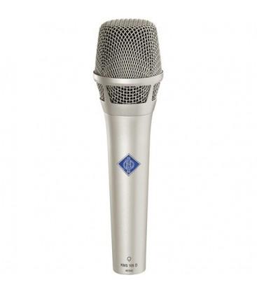 Neumann KMS 105 - Live Vocal Condenser Microphone (Nickel)