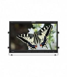 "TVLogic LUM-240G - 24"" UHD LCD + 12G-SDI interface"