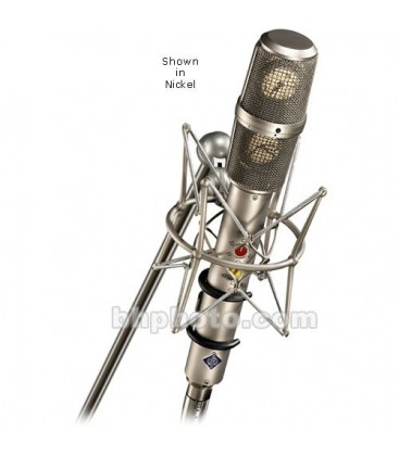 Neumann USM 69 i mt - Variable Pattern Stereo Microphone (Black)