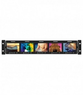 TVLogic RKM-535A - Rack Mount Monitor