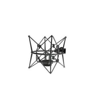 Neumann EA 2 mt - Elastic Suspension (Black)