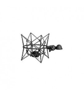 Neumann EA 87 mt - Elastic Suspension (Black)