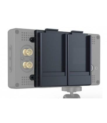 TVLogic BB-055E - Battery Bracket for VFM-055A / F-5A (Canon LP-E6 Series, DSLR EOS 5D/7D)