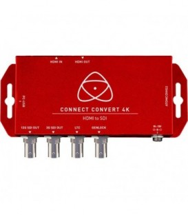 Atomos ATOMCCVHS2 - Connect Convert 4K   HDMI to SDI w Scale/Overlay