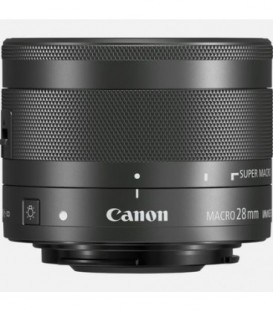 Canon 1362C005 - EF-M 28mm f/3.5 Macro IS-STM Lens - DISCONTINUED