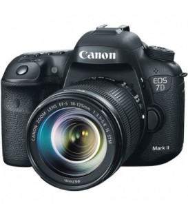 Canon 9128B160 - EOS-7D-Mark-II Body + WiFi Adapter
