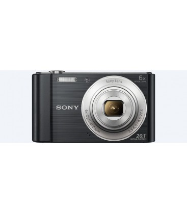 Sony DSCW810B.CE3 - DSC-W810 Cybershot Black
