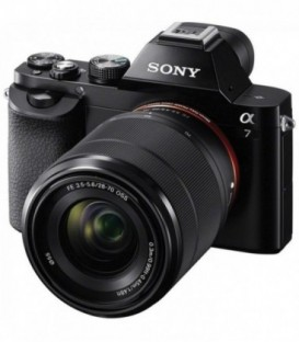 Sony ILCE7KB.CE - Alpha A7 Set with 28-70mm Lens (Black)