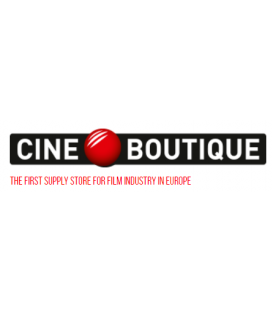 Cineboutique A-GA25BLA - Gaffer 25mm 25mm X 50m, White