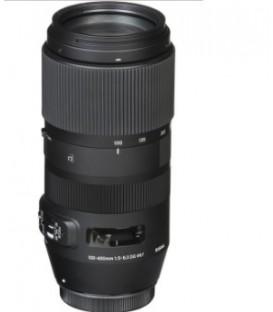 Sigma 729101 - 100-400mm F5.0-6.3 DG OS HSM Canon