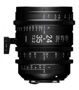 Sigma 58M966 - 24-35mm T2,2 (Canon EF)