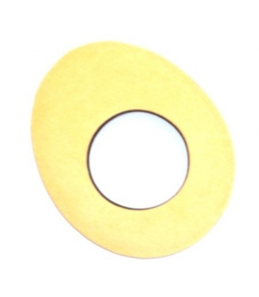 Cineboutique A-OEBSOVL - Viewfinder Eyecushion Chamois Oval Large