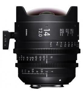 Sigma 45M966 - 14mm T2,0 (Canon EF)