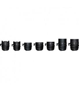 Sigma WMZ966 - Seven Prime Cine Lens Set + Cases (Canon EF)