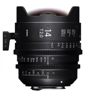 Sigma 45M967 - 14mm T2,0 (Sony-E)