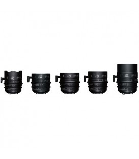 Sigma WMV968 - Five Prime Cine Lens Set + Case (PL)