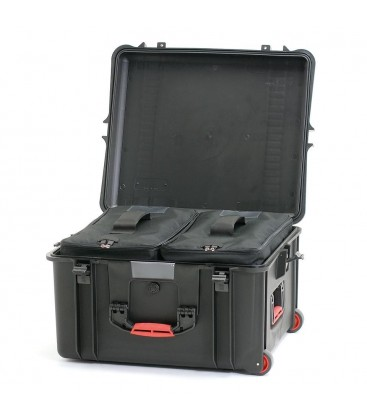 Multicam FLIGHT CASE Cameras - Flight Case with casters HPRC 2730 EW