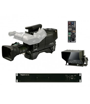 Ikegami HC-HD300 - Standard Package with Lens
