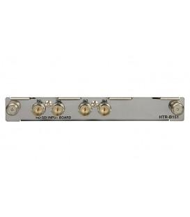 Ikegami iHTR-B151A - iHTR HD-SDI 4IN Board
